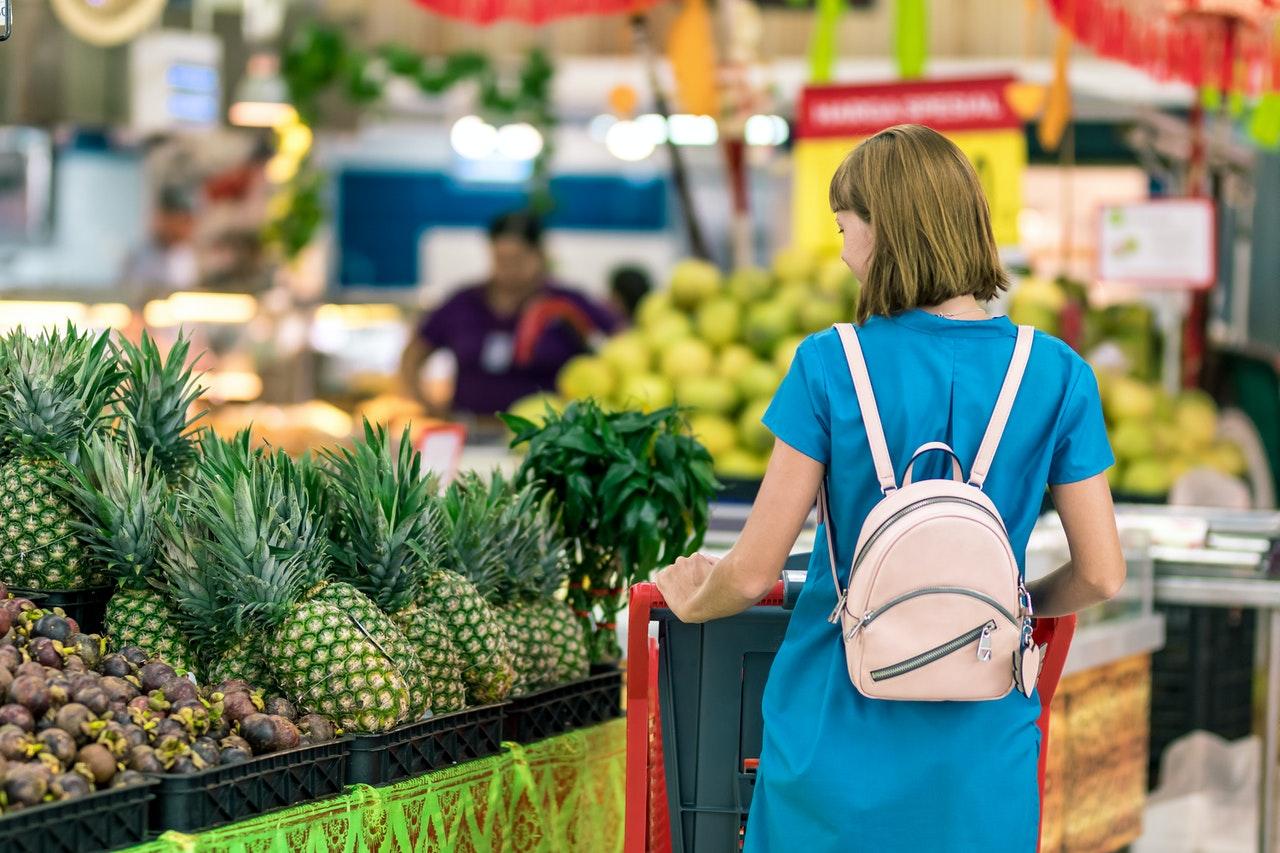 Como fazer compras mais saudáveis no supermercado