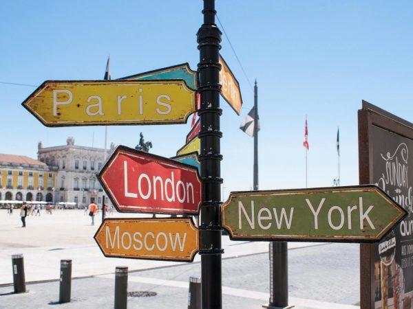 6 profissões para quem gosta de viajar